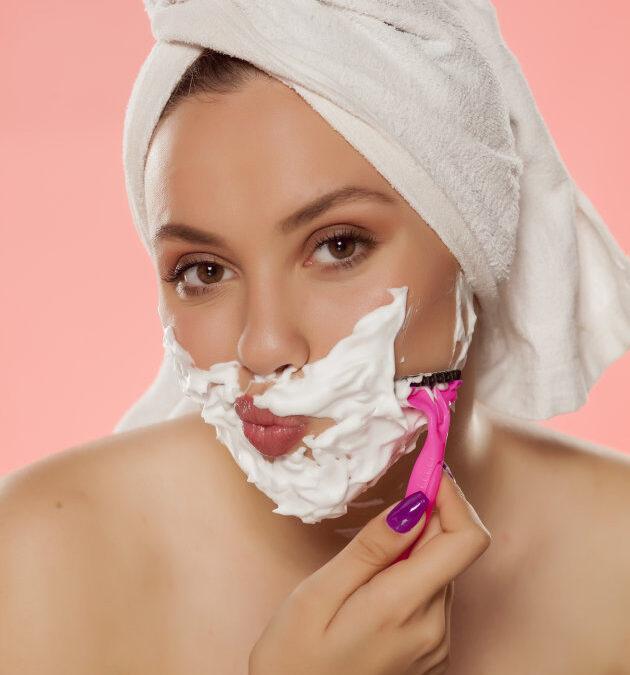 ¿Se puede eliminar el vello facial con láser? Efecto paradójico